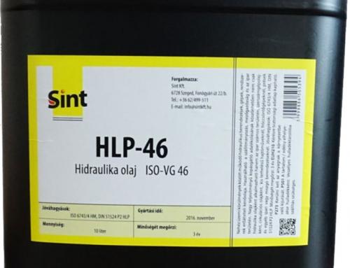 HLP 46 Hidraulika olaj 10L